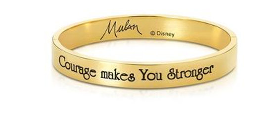 Disney Princess Mulan Bangle