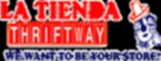 La Tienda Thriftway Logo.png