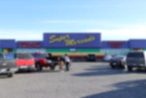 Super Mercado Midland Location