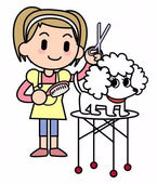 Заточка ножей для машинки для стрижки собак, заточка ножниц