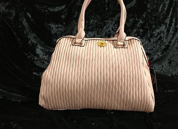 Pink Wavy Satchel 200