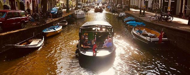 Best Canal Tour Amsterdam, de leukste rondvaarten van Amsterdam