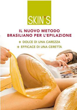 depilazione brasiliana skin's