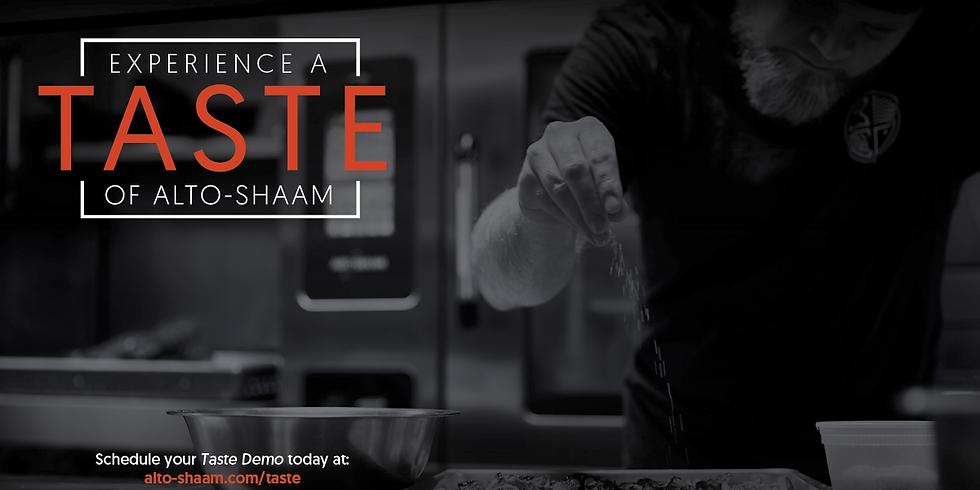 Taste of Alto-Shaam