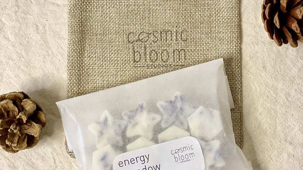 Energy Meadow Wax Melts - Pack of 10