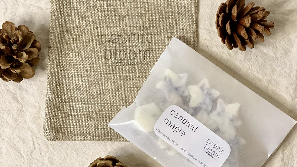 Candied Maple Wax Melts - Pack of 10