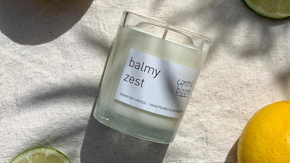 Balmy Zest Candle - Mini