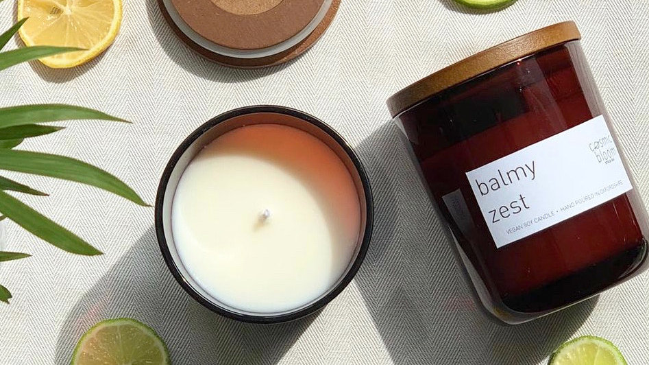 Balmy Zest Candle - Large