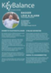 KeyBalance referencehistorie fra Thomas Bagger driftschef hos Bagger Låse & Alarm