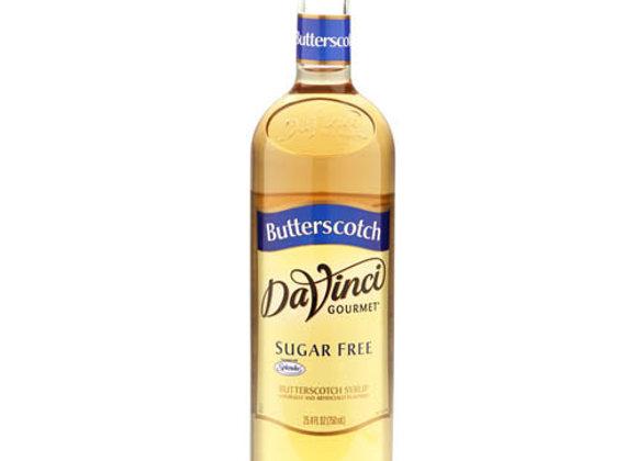 DaVinci Gourmet Butterscotch Sugar Free