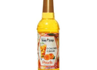 Skinny Syrup Peach