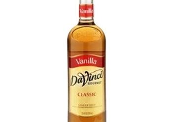 DaVinci Gourmet Vanilla