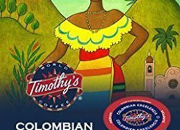 Timothy's Colombian Excellencia