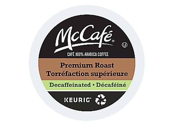 McCafe Premium Roast DECAF