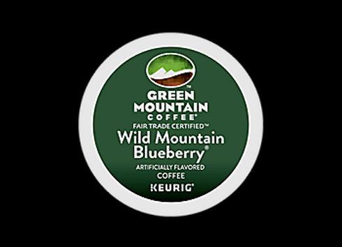 Green Mountain Wild Blueberry