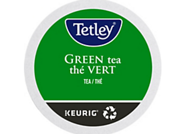 Tetley Tea Green