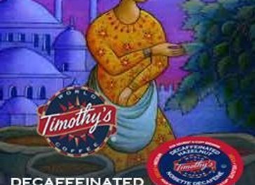 Timothy's Hazelnut DECAF