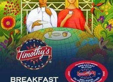Timothy's Breakfast Blend