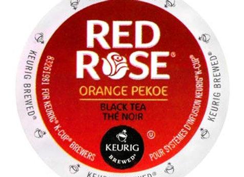 Red Rose Orange Pekoe