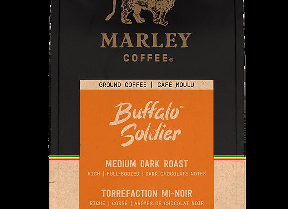 Marley Ground Coffee Buffalo Soldier