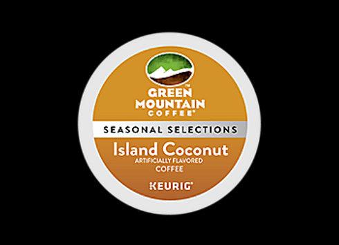 Green Mountain Island Coconut
