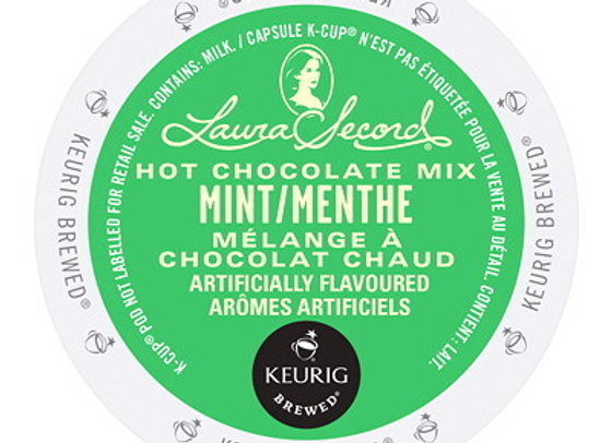 Laura Secord Mint Hot Chocolate