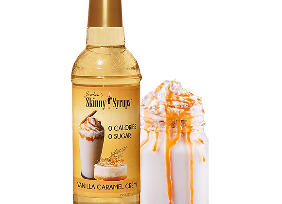 Skinny Syrup Vanilla Caramel Creme