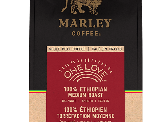 Marley Whole Bean One Love