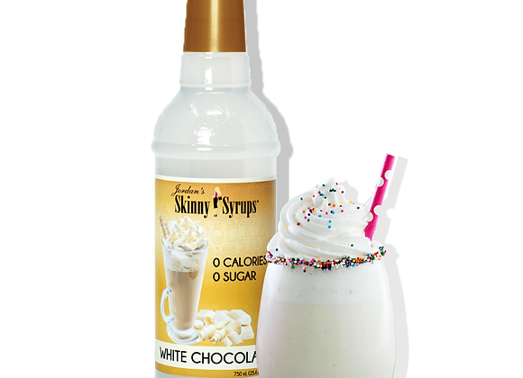 Skinny Syrup White Chocolate