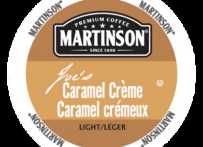 Martinson Joe's Caramel Creme