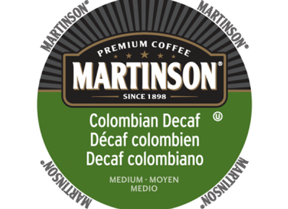 Martinson Joe's Colombian Decaf