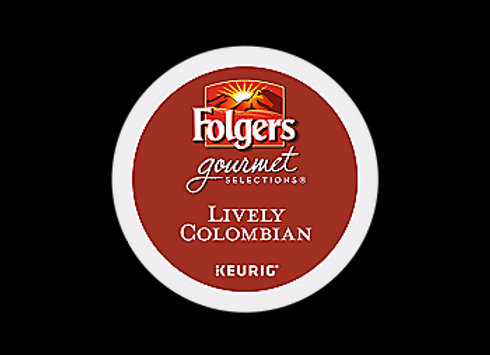 Folgers Lively Colombian