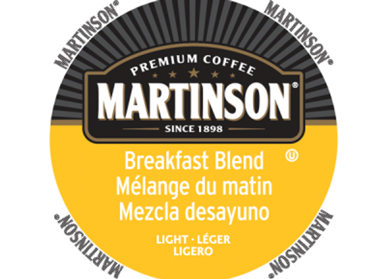 Martinson Joe's Breakfast Blend