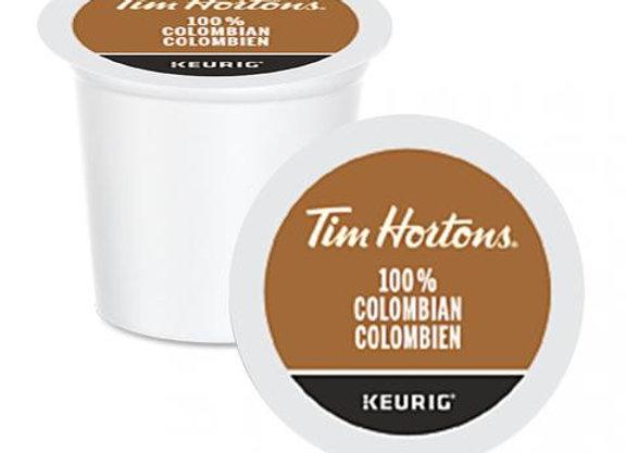 Tim Hortons  100% Columbian