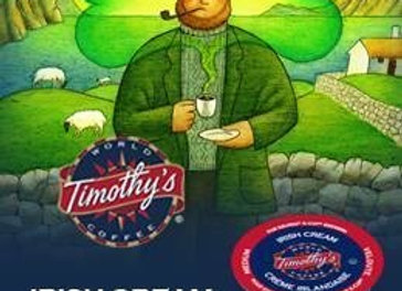 Timothy's Irish Cream
