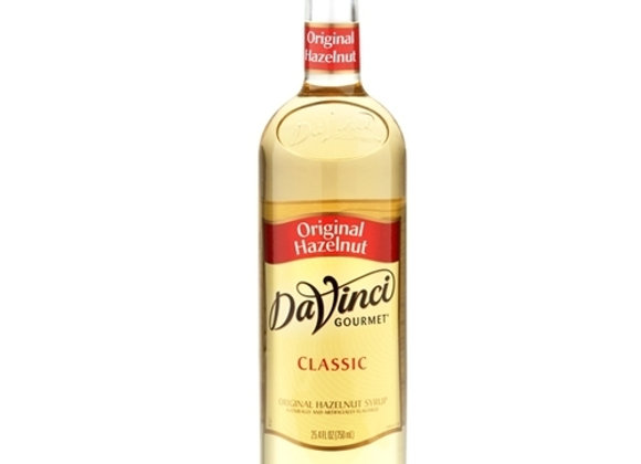 DaVinci Gourmet Original Hazelnut Classic