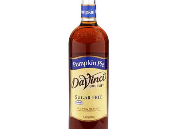 DaVinci Gourmet Sugar Free Pumpkin Pie