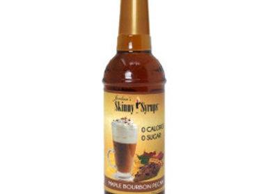 Skinny Syrup Maple Bourbon Pecan