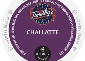 Timothy's Chai Latte