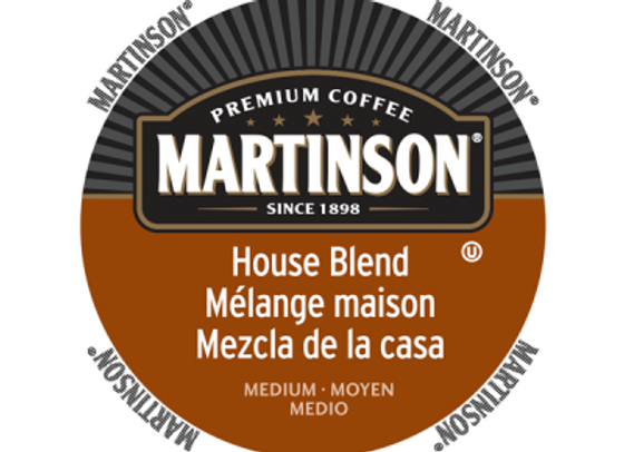 Martinson Joe's House Blend