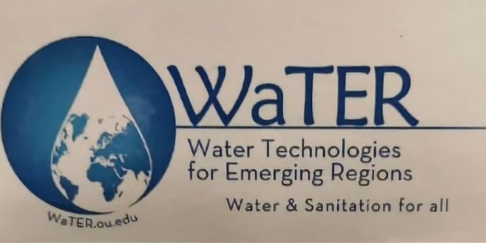 The University of Oklahoma International WaTER Conference