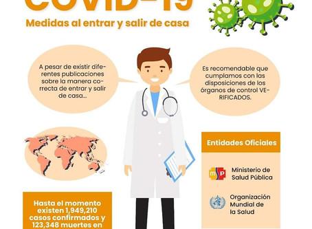 MEDIDAS DE PREVENCIÓN-COVID 19