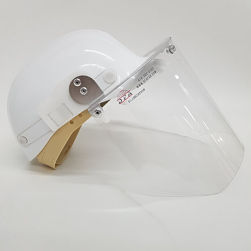 Visière pivotante pour casque anti-choc (Bump cap)