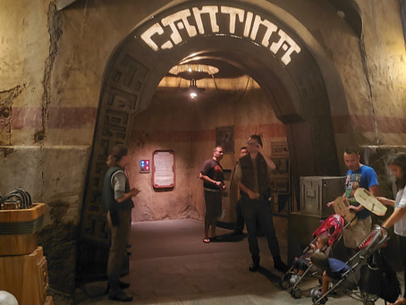 Oga's Cantina - Black Spire's infamous watering hole