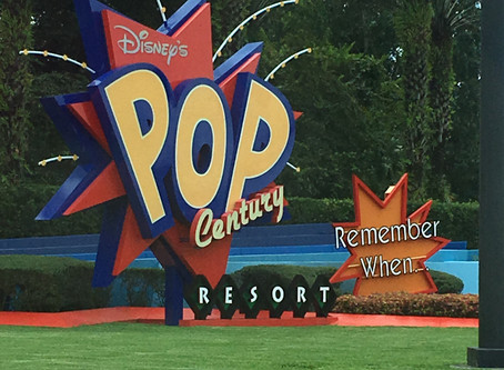 5 things to love about Disney's Pop Century Resort