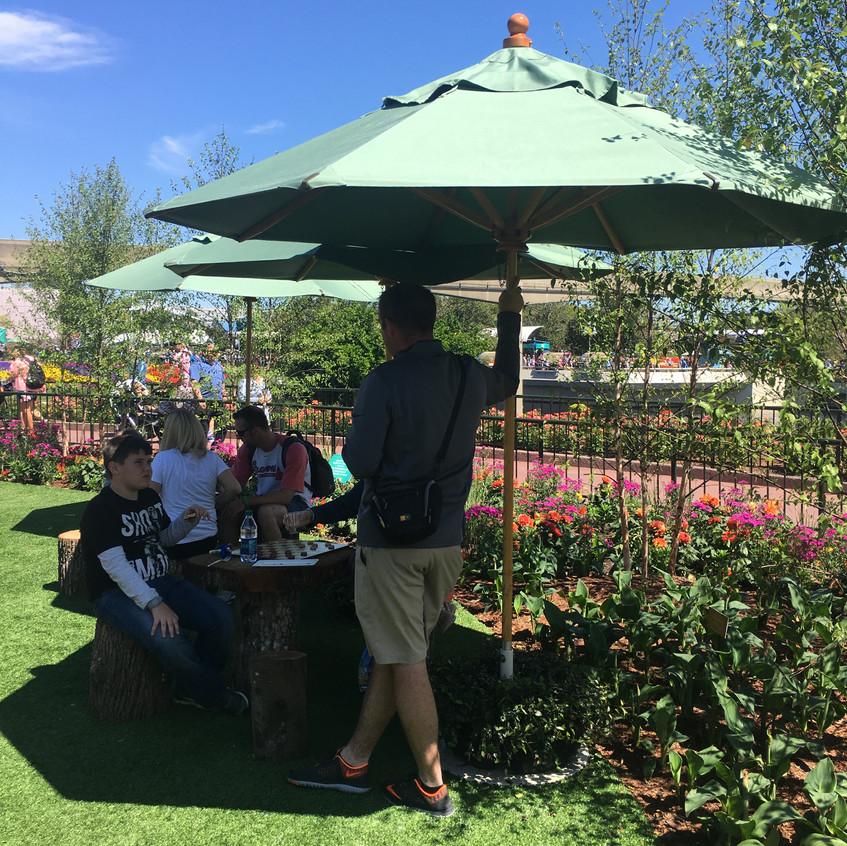 2018 EPCOT International Flower & Garden Festival