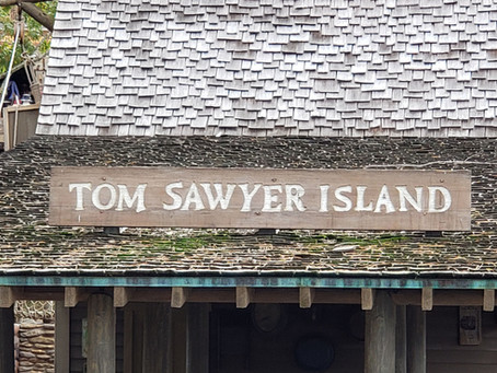Have You Ever Visited Tom Sawyer Island?