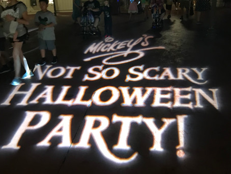 Halloween Party Dates Available Now
