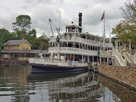 All Aboard the Liberty Belle!