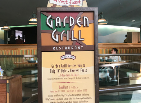 Garden Grill Review